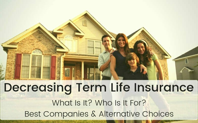 Decreasing Term Insurance Guide