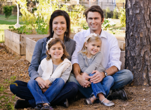 Family with 20 Year Level Term Life Insurance