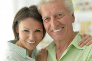 Man and Woman with Annual Renewable Term Life Insurance