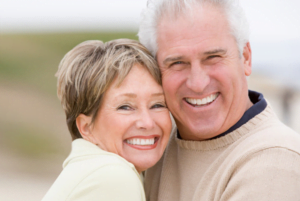 Couple over age 60 with life insurance