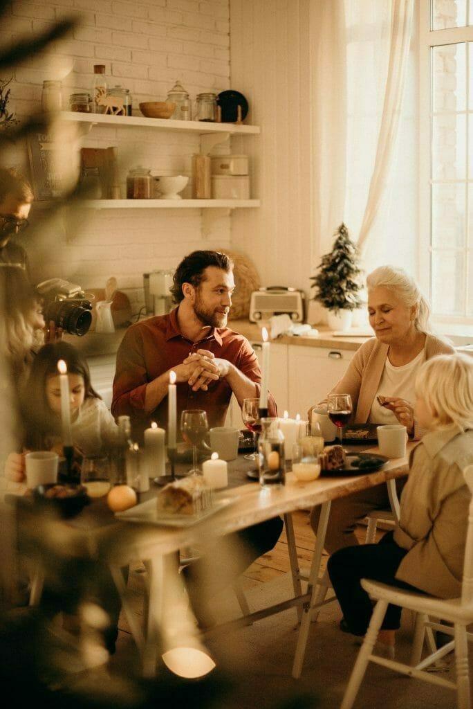Family considering high risk life insurance